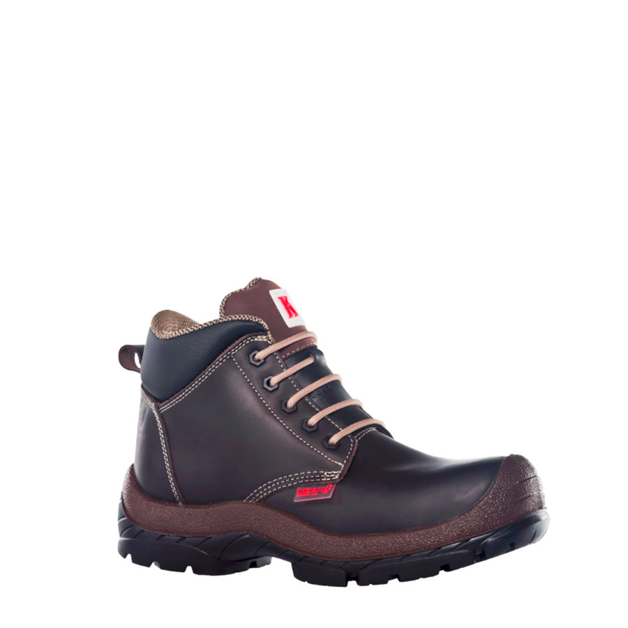 Bota Safety Comfort Café