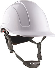 Casco Mountain ABS Con Barbuquejo No Ventilado