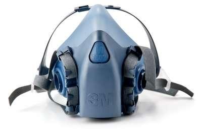 Respiradores de Media Pieza Facial Serie 7500 3M